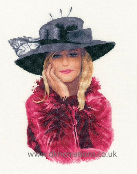 Stephanie Cross Stitch Kit